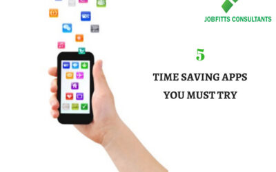 5 Time saving Apps you Must Try