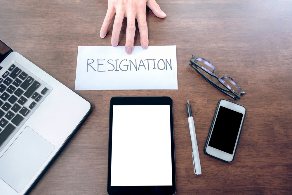 How to Resign Gracefully and Leave on Good Terms