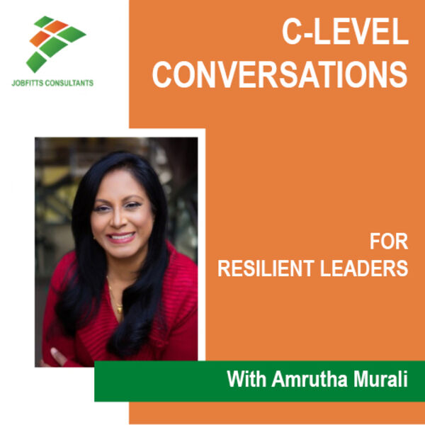 Announcing the launch of  our Podcast C- Level Conversations